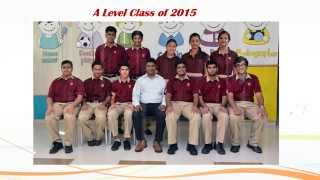ABWA - A level results 2014-2015