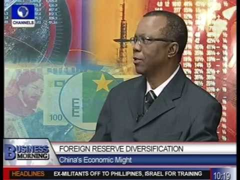 Business_Morning: Foreign Reserve Diversification:China's Economic Might Pt1.flv