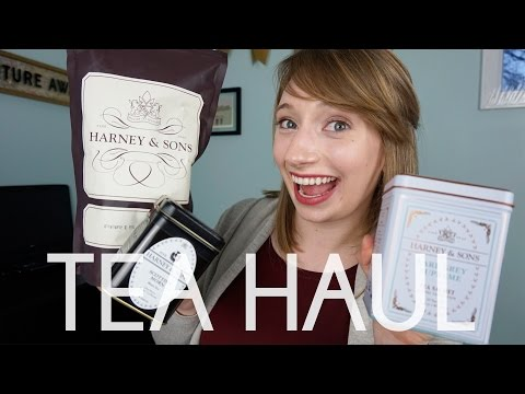 Tea Haul: Harney & Sons 2 | A Kathy Moment