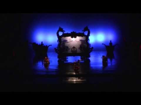 Indonesia - Bali - Nusa Dua Theatre Devdan show
