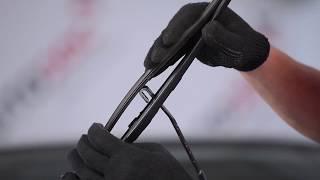 Instalação Escovas limpa para brisas HONDA CR-V II (RD_): vídeo grátis