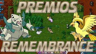 Ot Pokemon - PROVÁVEIS PRÊMIOS DA REMEMBRANCE