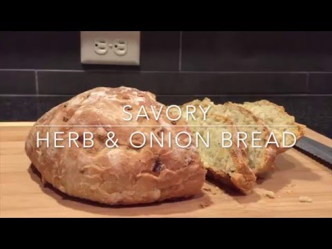 RCK Herb and Onion Bread