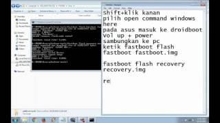 flash asus zenfone c z007 via adb sideload