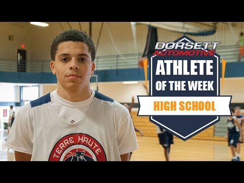 Dorsett Automotive High School Athlete of the Week - Casius Bell