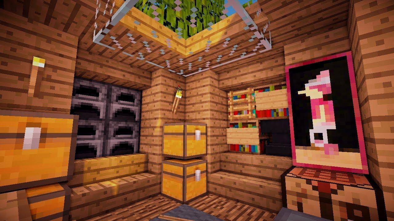 Minecraft Underground Survival House Youtube