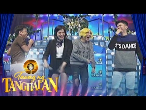Tawag ng Tanghalan: Vice anticipates the plan of Vhong and Jhong