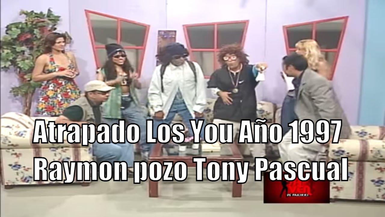 Los You Programa Atrapado 2003 Raymond Pozo Tony Pascual Berenice Aquino / Pakirri Vargas