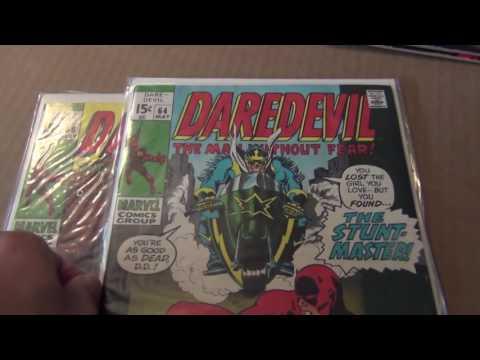 Silver Age Daredevil Comic books lot for sale - SOLD