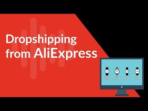 Dropshipping From AliExpress - AliExpress Dropshipping In 2019 thumbnail