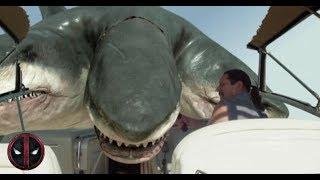 Cười Tuột Quần Với 10 Phim Cá Mập Siêu Bựa| Comedy Shark Movie