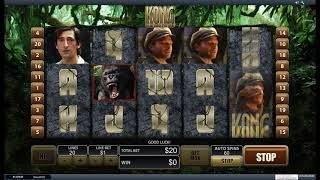 Spēļu automāts Kong: The 8th Wonder Of The World