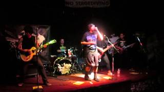Scurvy Kids - Amoeba (Adolescents cover) @ 924 Gilman Street 12/28/14