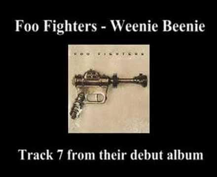 Foo Fighters - Weenie Beenie