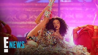 NSFW! Cardi B Shows Vagina Hair Removal in Video   E! News