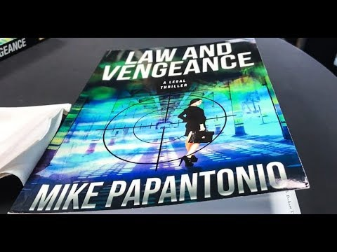 Law & Vengeance: Stories You Can Only Tell As Fiction