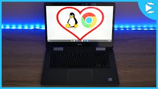 Linux on Chromebook Just Got Much Better