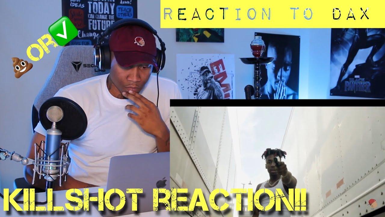 Download Eminem PICK UP! Dax (KillShot Freestyle) [REACTION]