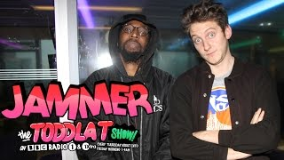 Jammer freestyle on The Toddla T Show
