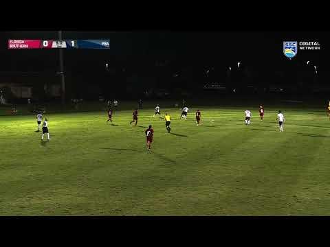 Men's Soccer Vs. Florida Southern Highlights 11-12-19