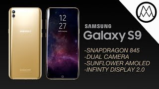 Video Official Samsung Galaxy S9 Trailer - Release Date: News, specs | Galaxy S9 & 9+ download MP3, 3GP, MP4, WEBM, AVI, FLV Februari 2018