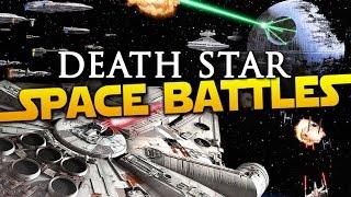 Star Wars Battlefront: Space Battles of the DEATH STAR   Live Stream