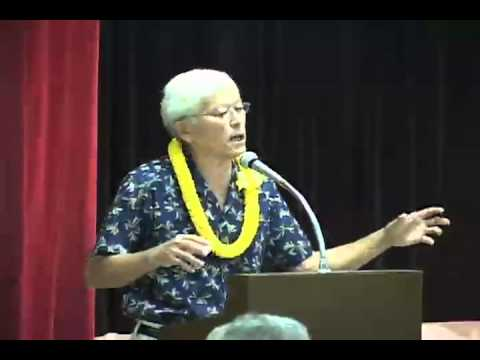 "Dr. George Tanabe - ""Back to the Future with Jodo Shinshu"" Part 1"