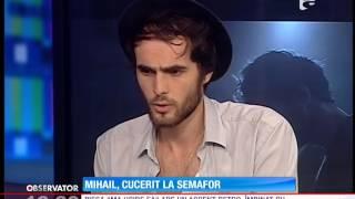 "Mihail Sandu a lansat videoclipul melodiei ""Mă ucide ea"""