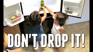 DON'T DROP IT! - June 16, 2017 -  ItsJudysLife Vlogs