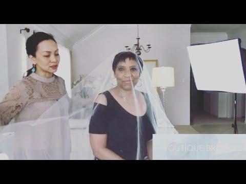 DIY Veil - Fingertip Length & 31 years of Marriage Tips : Facebook Live Series