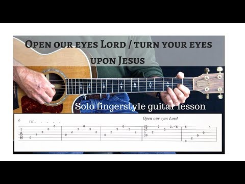 Turn Your Eyes Upon Jesus chords by Hillsong United - Worship Chords