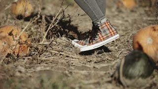 HUSTLE TV: Autumn Days with Converse x Woolrich