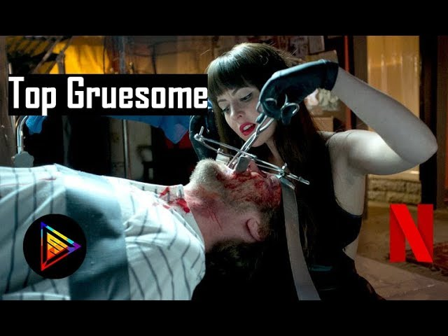 5 Most Gruesome/Gore Movies on Netflix right now!