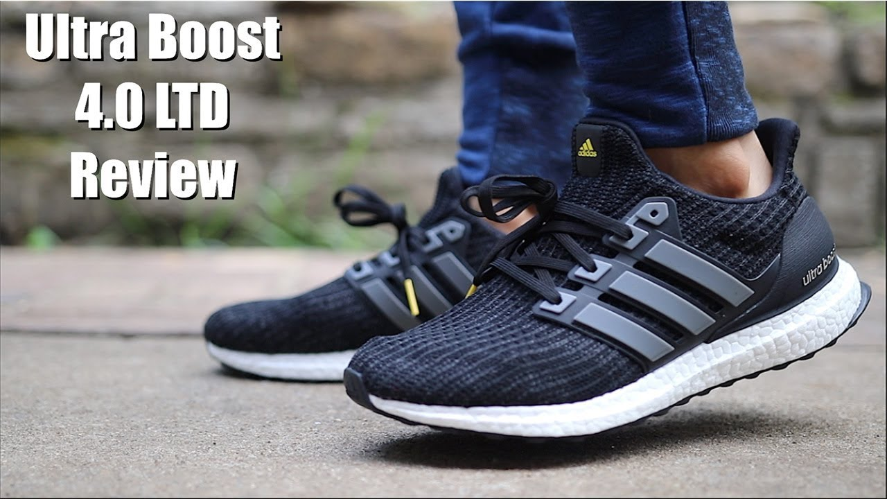 77e381570531 ADIDAS ULTRA BOOST 4.0 5th ANNIVERSARY UNBOXING   ON FEET REVIEW ...