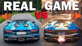 Need for Speed Heat - Real Sounds vs Game Sounds - Are They Accurate?