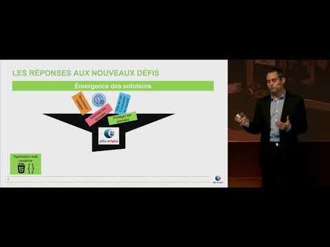 Pôle emploi - La Transformation Digitale au Service de l'Emploi  - Paris Identity Summit 2017