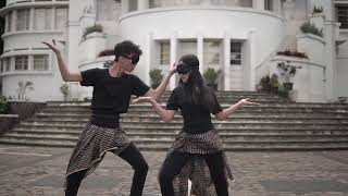 Download lagu BLIND DANCE BY SANDRINA MP3