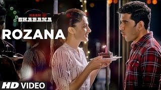 Rozana lyrics with karaoke naam shabana shreya ghoshal