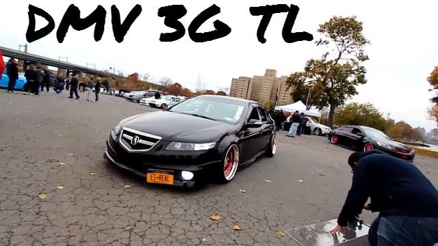 DMV 3rd Gen TL's (Acura Base TL & TL Type S Mix) - YouTube