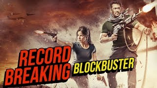 Tiger Zinda Hai Breaks All Records | Salman Khan, Katrina Kaif | Box Office Report
