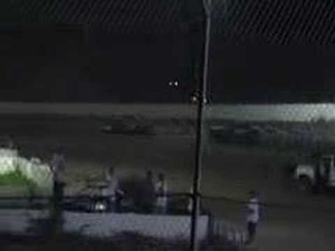 Texas Dirt Track win, 105 Speedway part II