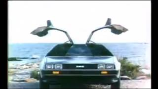 Original Delorean Commercial from the early 80s!! | Video