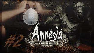 Amnesia AMFP - Bölüm 2 - Salçalı Ekmek Var Mı? :D