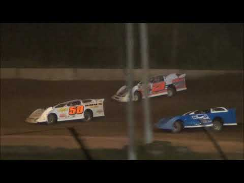 Legendary Hilltop Speedway AMRA Late Model Feature 8-25-2017