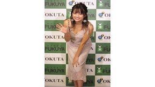 AKB48を13日に卒業する島田晴香(24)が10日、東京・福家書店新宿サブナード店で、卒業記念の初フォトブック「そんな生き方」の...