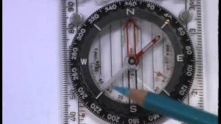 [Earth and Planetary Sciences] How to use a compass