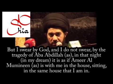 The son of Mohammad Safi and Imam Ali (as) - Seyed Mohammad Safi
