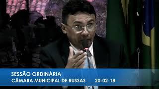 Antonio Marcos Pronunciamento 21 02 18