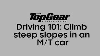Driving 101 Steep Slope