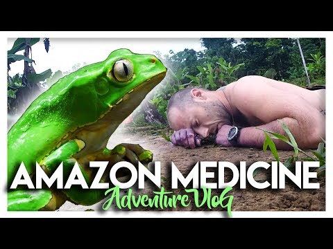 KAMBÔ: THE FROG POISON RITUAL | TRADITIONAL AMAZON MEDICINE